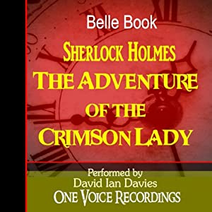 The Adventure of the Crimson Lady Audiobook