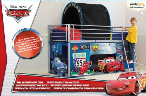 Etagenbett Cars : Worlds apart cap cars hochbetten set amazon küche haushalt