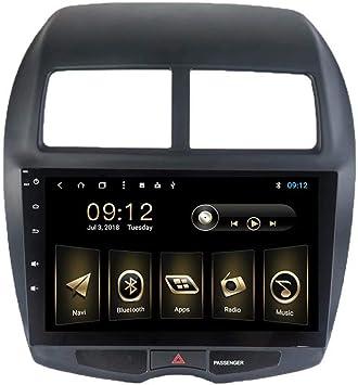 TOPNAVI 2 GB Octa Core Anroid 8.1 10.1 Inc HCar Table for Mitsubishi ASX 2013 2014 2015 2016 2017 Radio Auto GPS Navegación Estéreo WIFI 3G RDS Mirror Link FM AM BT: Amazon.es: Electrónica