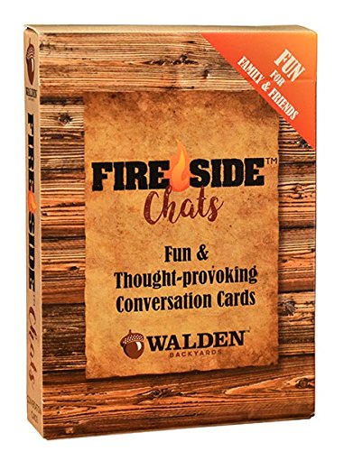 Conversation Starters Fire-Side Chats by Walden Sparking Great