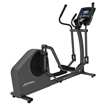 Life Fitness E1 Go Cross Trainer Fitness de Bundle de accesorios para Incluye Life Fitness