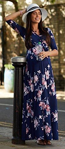 HAPPY Donna Vestito pr Maxi MAMA xrqCwXr