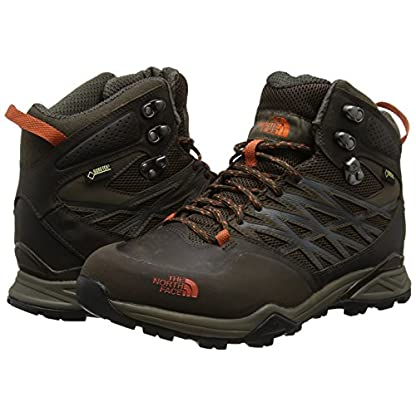 The North Face Men's Hedgehog Hike Mid Gore-tex High Rise Boots 7