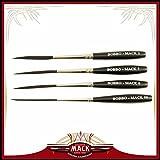 Set of 4 Sizes 00-2 Series Bobbo-Mack Super Quad