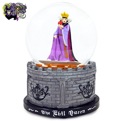 Disney Villains Musical SnoMotion Waterglobe The Evil Queen from Snow ()