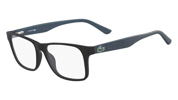 cd12b6855b4 Image Unavailable. Image not available for. Color  Eyeglasses LACOSTE L 2741  004 BLACK MATTE