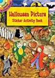 Halloween Picture Sticker Activity Book (Dover Little Activity Books)