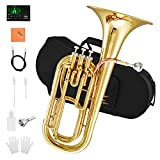 Eastar Student Bb Baritone Horn Marching Gold