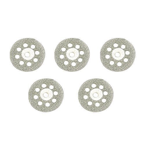 Rotary Cutting Discs For Dremel cutting wheels rotary tool Diamond cutting discs are used to cut glass/marble/concrete/brick/porcelain/ceramics/soft and hard wood (Dremel 545 Diamond Wheel)