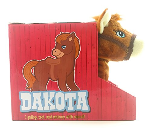 (Westminister Battery Operated Horse Dakota)