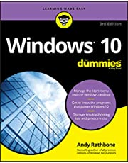 Windows 10 For Dummies, 3rd Edition (For Dummies (Computer/Tech))