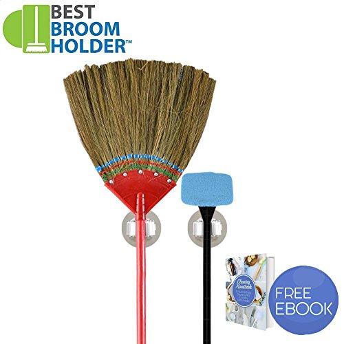 broom holder for door - 2