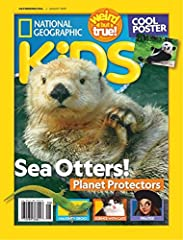 NATIONAL GEOGRAPHIC KIDS is a fact-filled, fast-paced magazine created especially for ages 6 and up. With an award-winning combination of photos, facts, and fun, NG KIDS has captivated its more than one million readers for over 35 years. Arti...
