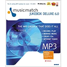 MusicMatch JukeBox 6.0 Deluxe
