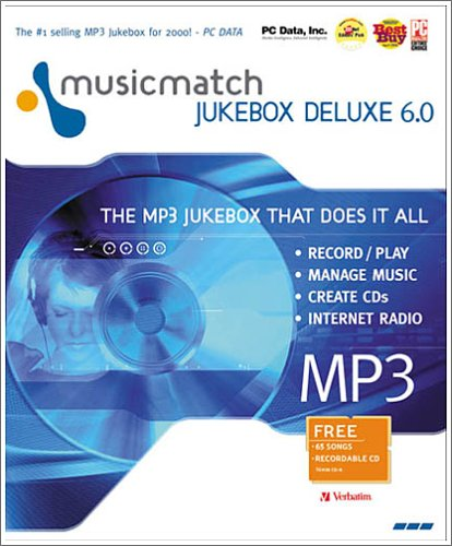 MusicMatch JukeBox 6 0 Deluxe