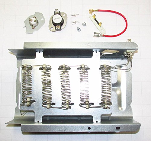 Parts & Accessories FOR WHIRLPOOL KENMORE ROPER ESTATE 3403585 HEATING ELEMENT W/ FUSE KIT ()