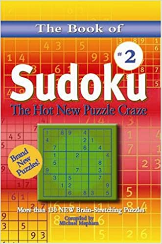 Free kindle ebook downloads for android The Book of Sudoku #2 FB2