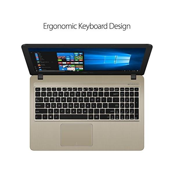 """ASUS X540UA-DS51 Laptop Computer, Intel Core i5-7200U Processor, 8GB DDR4 RAM, 1TB HDD, 15.6"""" FHD Display, DVD-RW Drive… 2"""