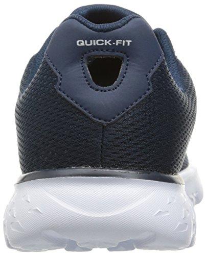 Skechers Run de Nvw 400 Bleu Go Sport Chaussures Femme 6rwq65Ha