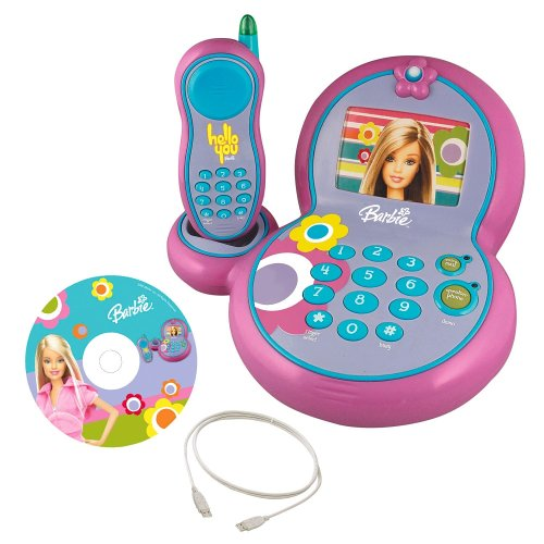 Barbie Toy Phone : Upc barbie quot i know you smart phone