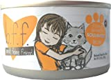 Best Feline Friend Cat Food, Tuna and Salmon Soulmates Recipe, 3-Ounce Cans (Pack of 12), My Pet Supplies