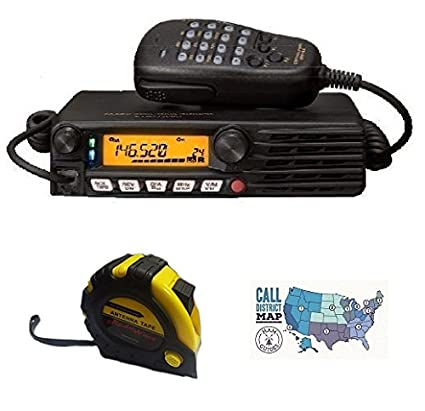 Amazon com: Bundle - 3 Items - Includes Yaesu FTM-3200DR C4FM/FM
