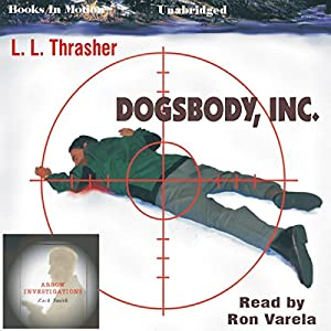 Dogsbody Inc. Audiobook