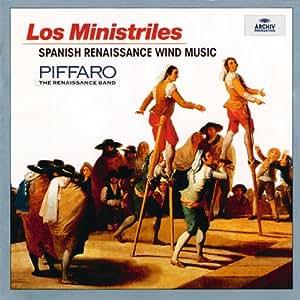 Los Ministriles: Spanish Renaissance Wind Music