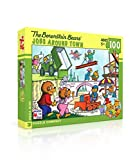 New York Puzzle Company - Berenstain Jobs Around Town - 100 Piece Jigsaw Puzzle