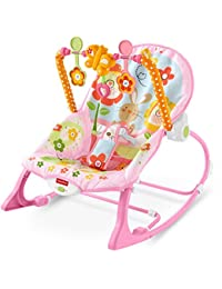 Fisher-Price Infant to Toddler Rocker, Bunny BOBEBE Online Baby Store From New York to Miami and Los Angeles