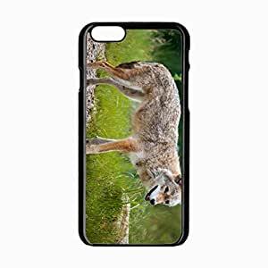 iPhone 6 Black Hardshell Case 4.7inch summer dog fur Desin Images Protector Back Cover by mcsharks