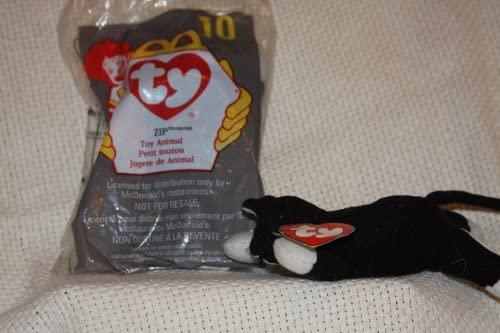 McDonalds Happy Teenie Beanie Babies product image