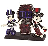 healthyhomepets Disney Parks Mickey & Minnie Figure Halloween Dress Up Countdown New 2017 in BOX