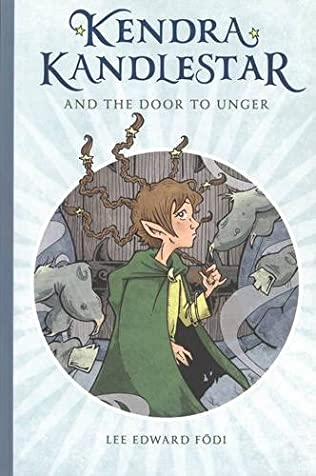 book cover of Kendra Kandlestar and the Door to Unger