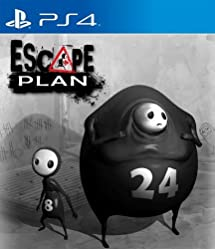 Escape Plan - PS4 [Digital Code]