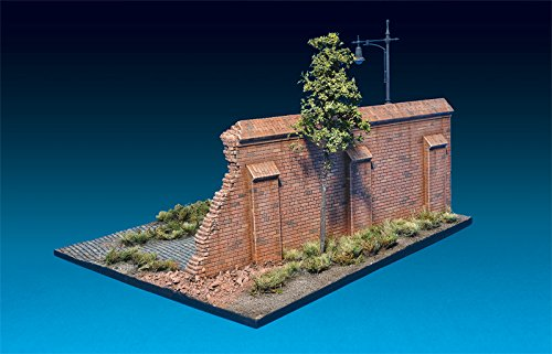 MiniArt 1:35 Scale Diorama with Brick Wall Plastic Model Kit by MiniArt (Image #4)