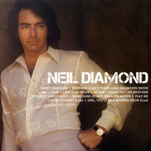 CD : Neil Diamond - Icon (Icon Title)
