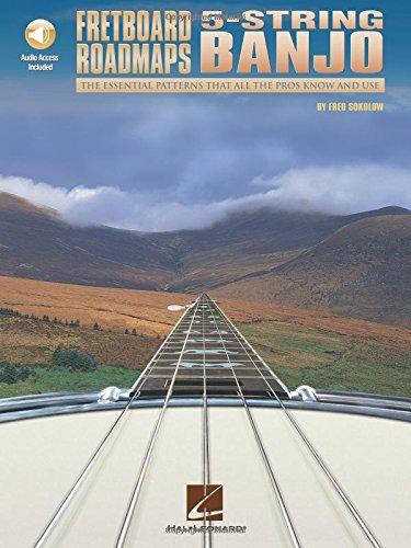 Fretboard Roadmaps: 5-String ()