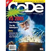 CODE Magazine - 2004 - September/October (Ad-Free!)