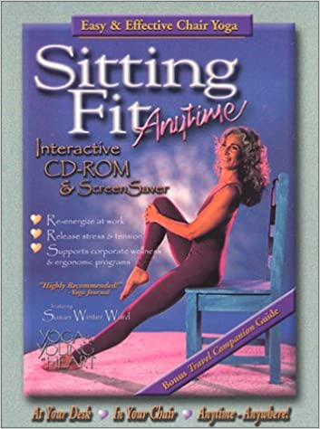 Sitting Fit Anytime: Interactive CD-ROM & ScreenSaver (Easy ...