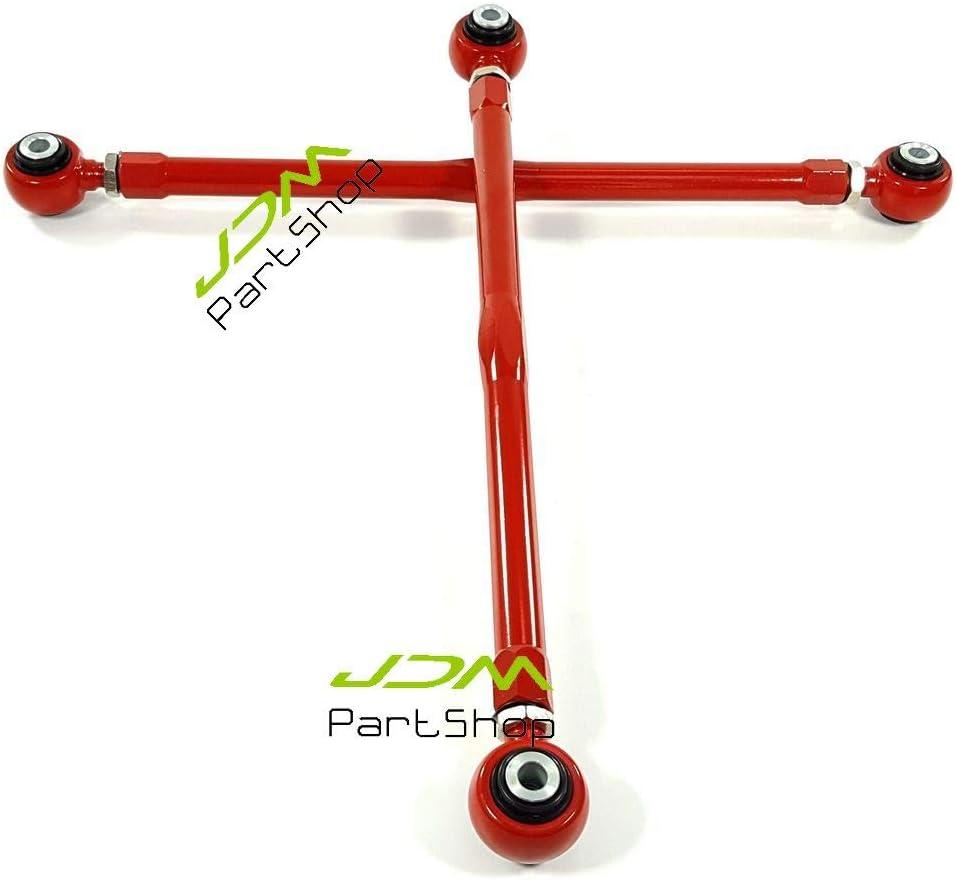 Ispeedytech Adjustable Rear Lower Control Arm Camber For Mini Cooper R50 R52 R53 R55 R56 R57