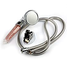 3 Modes Handheld Shower Head kits with 1.5 Meters Stainless Steel Hose And Bracket HSTZ-01