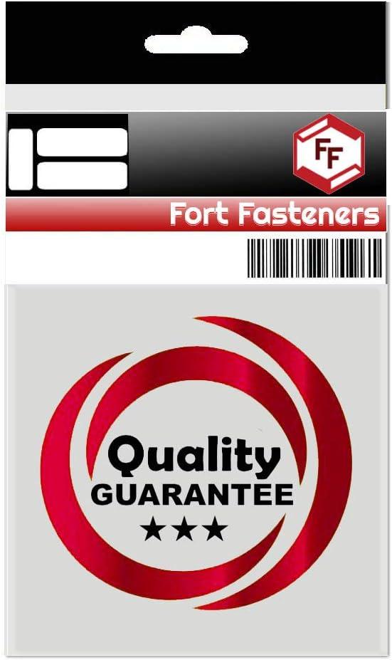Fort gurthalteband/® Raffhalter Haken Ball End Messing 1/St/ück