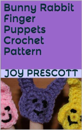 Bunny Rabbit Finger Puppets Crochet Pattern -