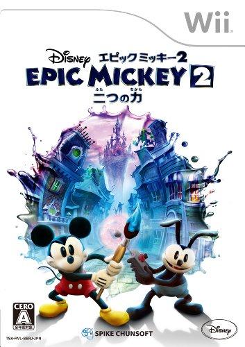 ディズニー エピックミッキー2:二つの力の商品画像