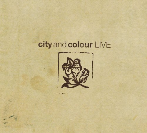 Live (Ltd W. Usb Drive) by City & Colour (Dallas Green)