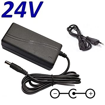 Cargador Corriente 24V Reemplazo Televisor TV LED LG 22LE3320 22LE3320-ZA Recambio Replacement