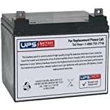 Guardian Aspire M11 12V 35Ah Wheelchair Replacement Battery