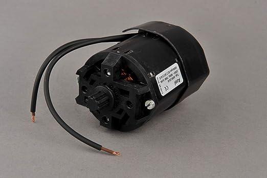 Motor Electrico ASM-22-6 70W para Máquina de Coser SINGER 800
