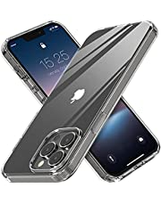 """MATEPROX Compatible with iPhone 13 Pro Max case Clear Crystal Transparent Non-Yellowing Thin Shockproof Phone Cover for iPhone 13 Pro Max 6.7"""" 2021(Clear)"""